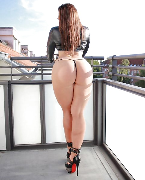 Stor rumpa i sexfoton från sverige
