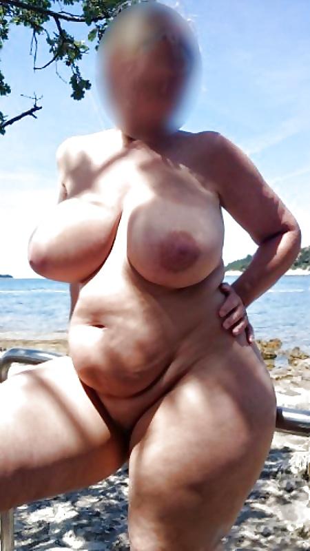 BBW sexbilder med stora vackra bröst