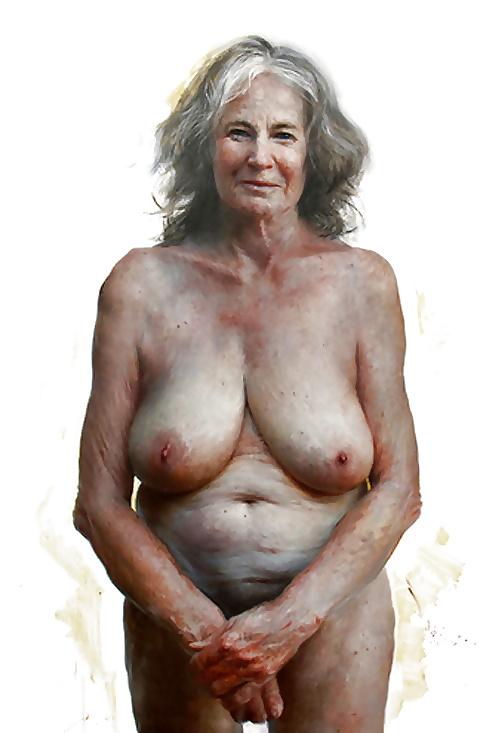 Nakenbilder av farmor gratis