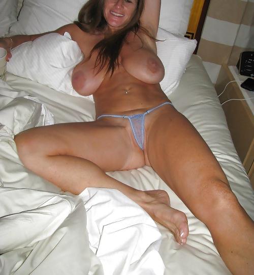 Kvinnor på 50 år i naken