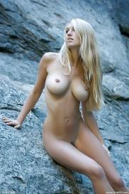 Nakenhet på det fria fotoet